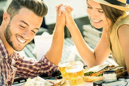 Los mejores signos para una relación seria con Capricornio